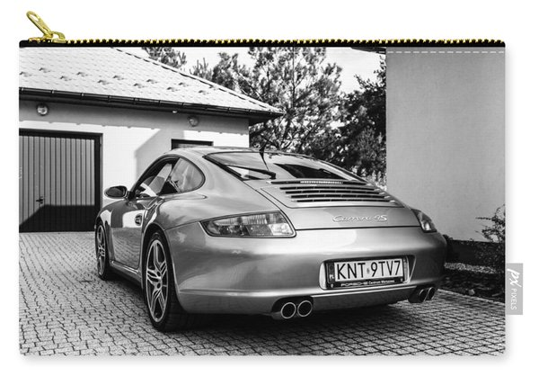 Porsche 911 Carrera 4s Carry-all Pouch