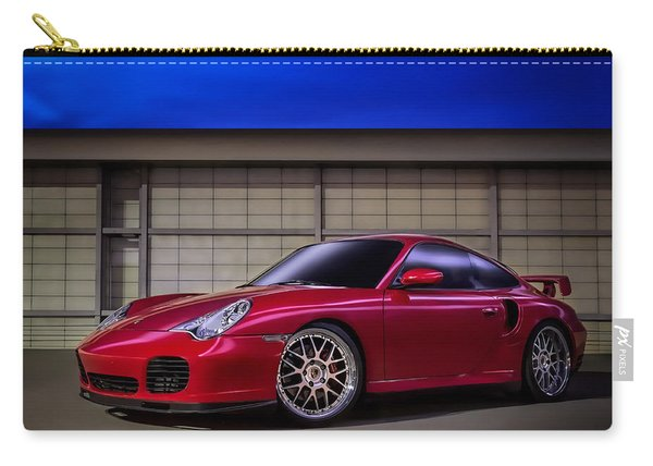 Porsche 911 Twin Turbo Carry-all Pouch
