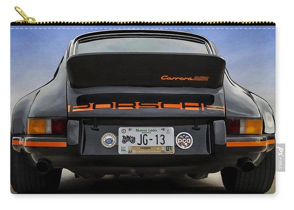 Porsche Carrera Rsr Carry-all Pouch