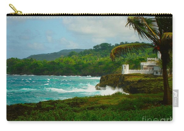 Port Antonio Carry-all Pouch