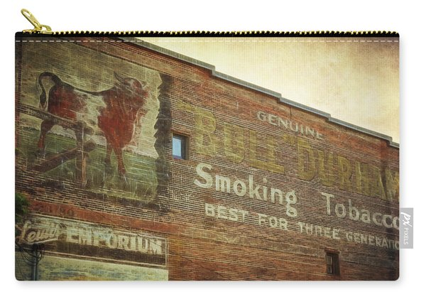Port Townsend Mural Carry-all Pouch