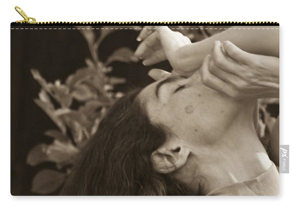 Portrait 8 Carry-all Pouch