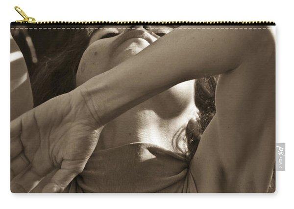 Portrait 9 Carry-all Pouch