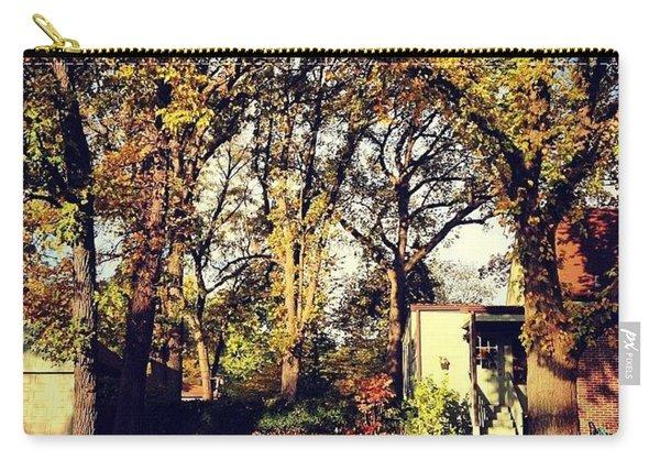 Portrait Of Autumn Carry-all Pouch