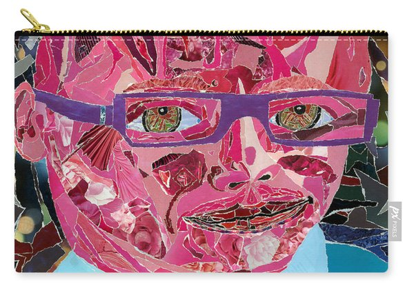 Portraiture Of Passion Carry-all Pouch