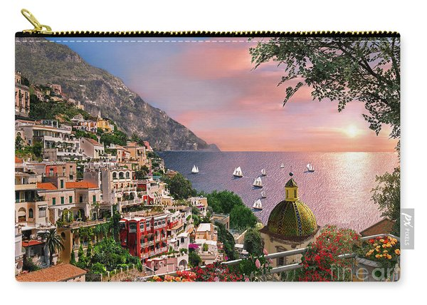 Positano Carry-all Pouch
