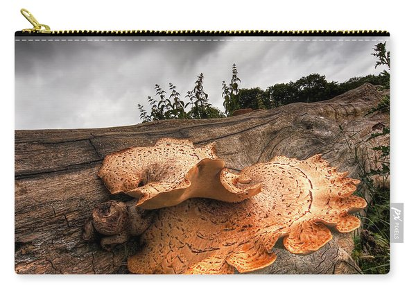 Pot Of Gold - Glowing Fungi Carry-all Pouch