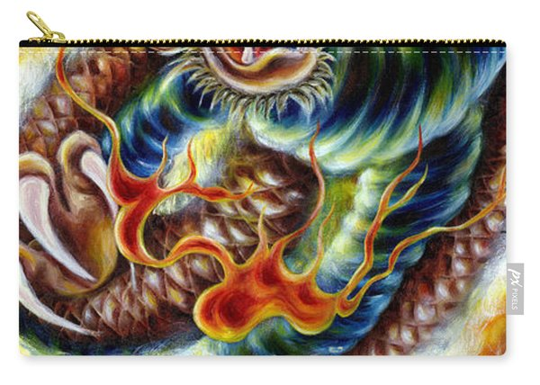 Power Of Spirit Carry-all Pouch