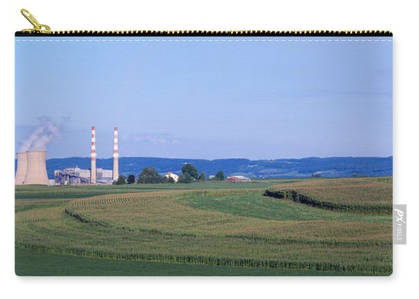 Power Plant Energy Carry-all Pouch