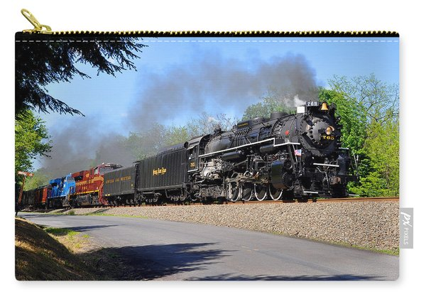 Powerful Nickel Plate Berkshire Carry-all Pouch