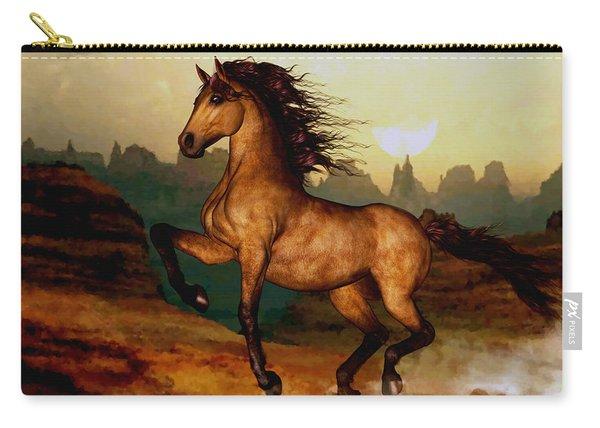 Prairie Dancer Carry-all Pouch