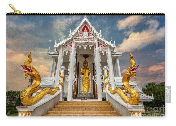 Pranburi Temple Carry-all Pouch