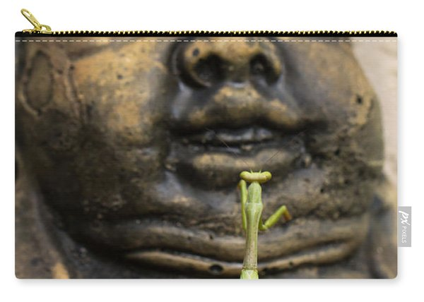 Praying Carry-all Pouch