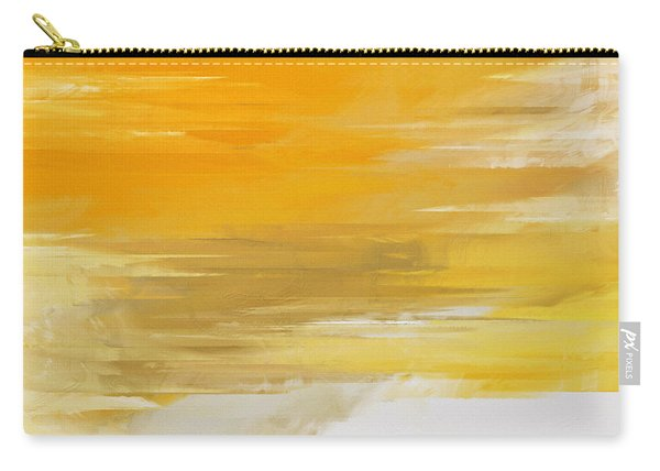 Precious Metals Abstract Carry-all Pouch