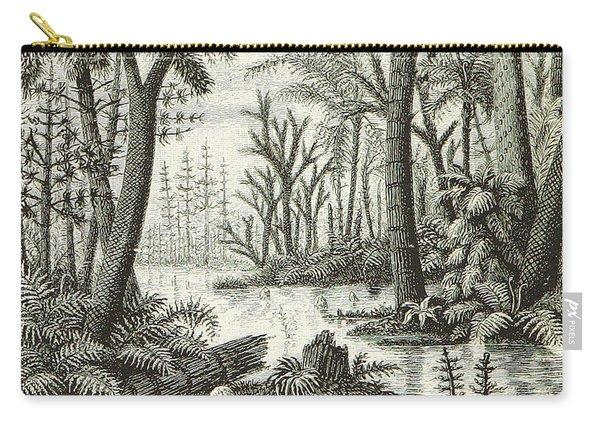 Prehistoric Flora, Carboniferous Carry-all Pouch