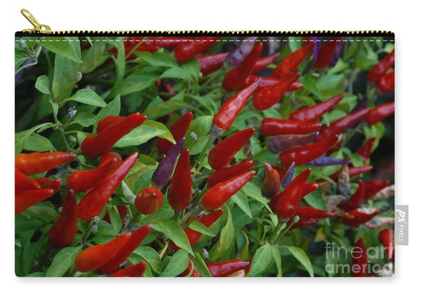 Preparing To Bloom Carry-all Pouch