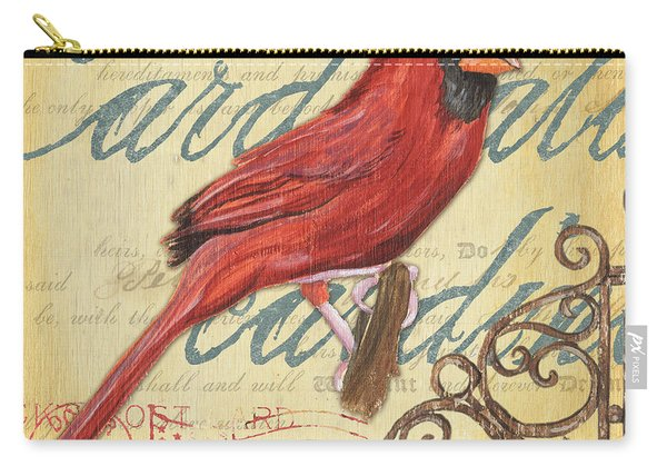 Pretty Bird 1 Carry-all Pouch