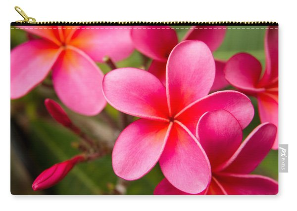 Pretty Hot In Pink Carry-all Pouch