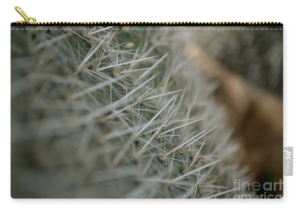 Carry-all Pouch featuring the photograph Prickly Pear by Scott Lyons