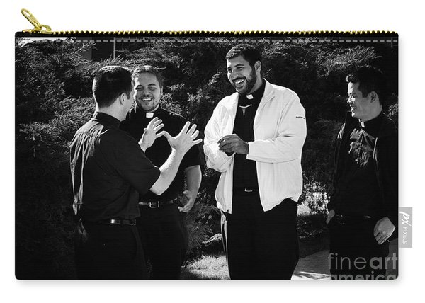 Priest Camaraderie Carry-all Pouch