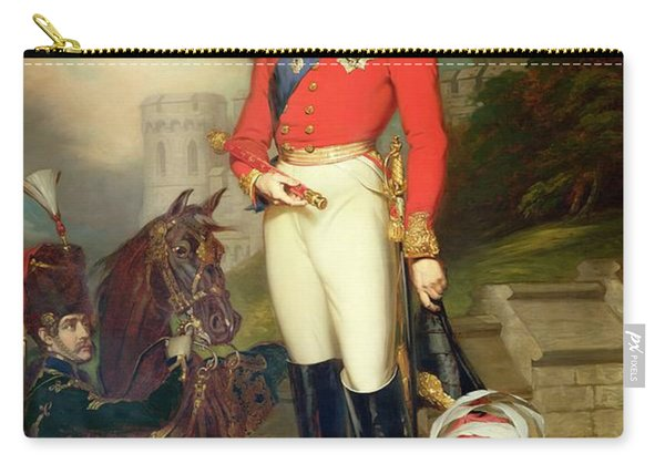 Prince Albert Carry-all Pouch