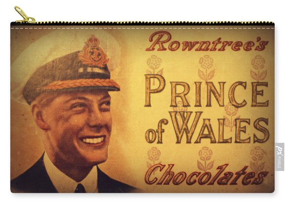 Prince Of Chocolate Carry-all Pouch