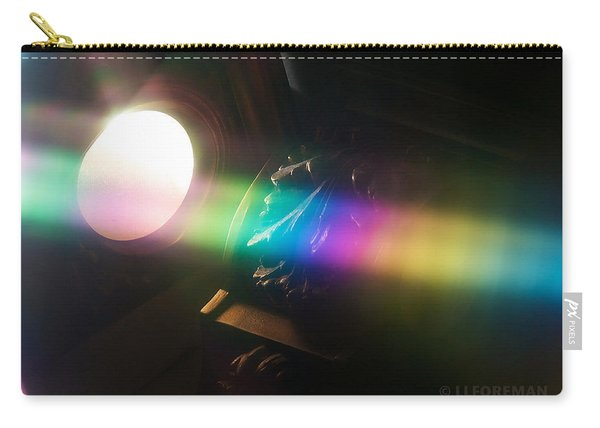 Prism Of Light Carry-all Pouch