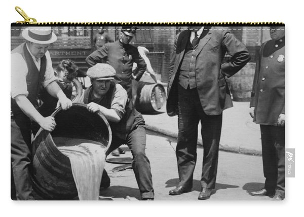 Prohibition In The Usa Carry-all Pouch