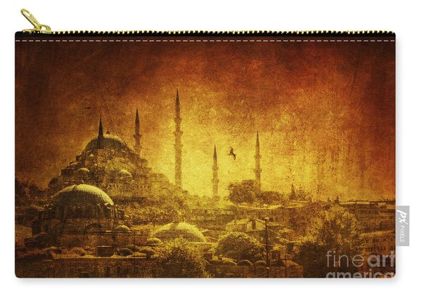 Prophetic Past Carry-all Pouch