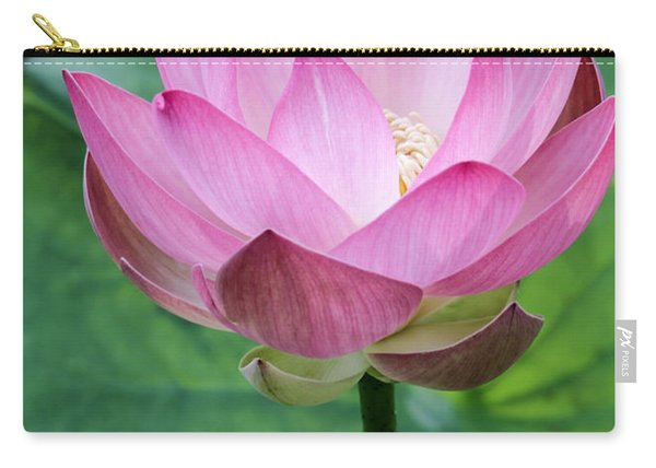 Proud Pink Lotus Carry-all Pouch