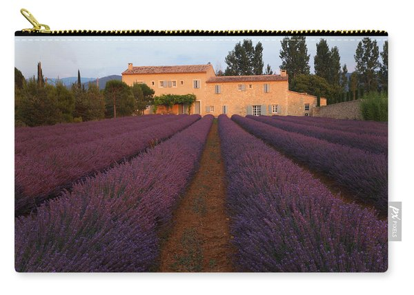 Provencal Villa  Carry-all Pouch