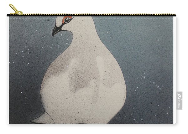 Ptarmigan Carry-all Pouch
