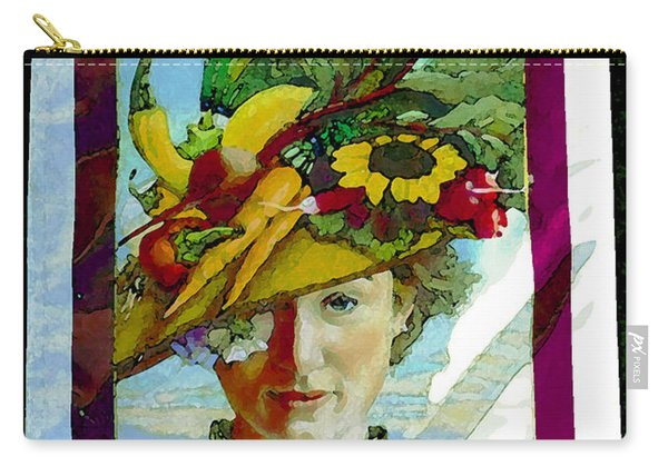 Port Townsend Banner Artwork Carry-all Pouch