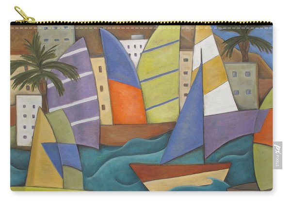 Puerto Nuevo Carry-all Pouch