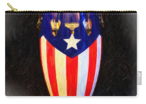 Puerto Rican Bomba Carry-all Pouch