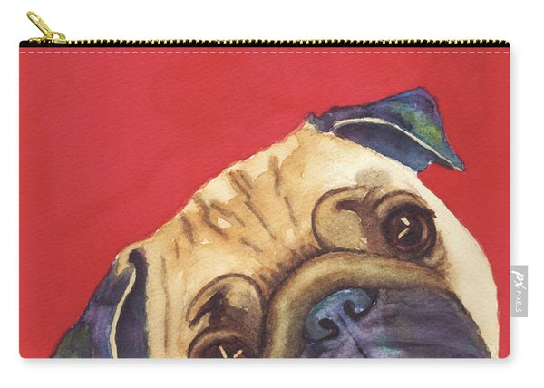 Pug 2 Carry-all Pouch