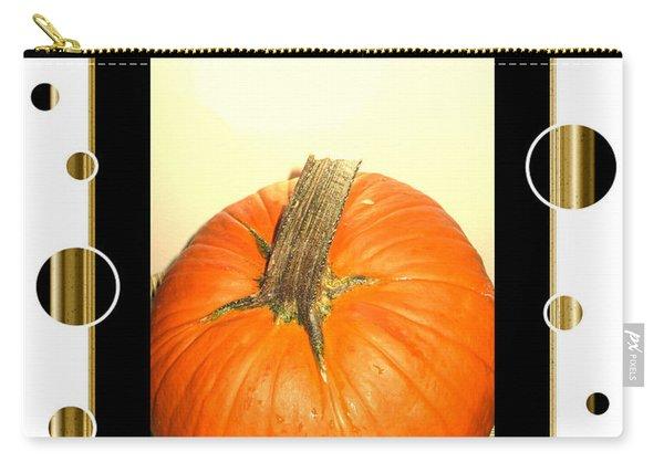 Pumpkin Card Carry-all Pouch