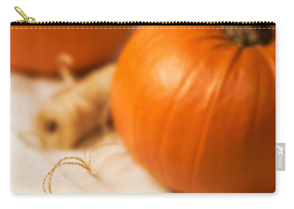 Pumpkin Label Carry-all Pouch