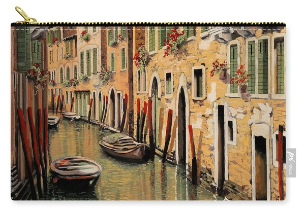 Punte Rosse A Venezia Carry-all Pouch