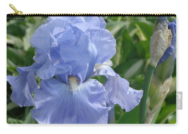Purely Pretty Iris Carry-all Pouch