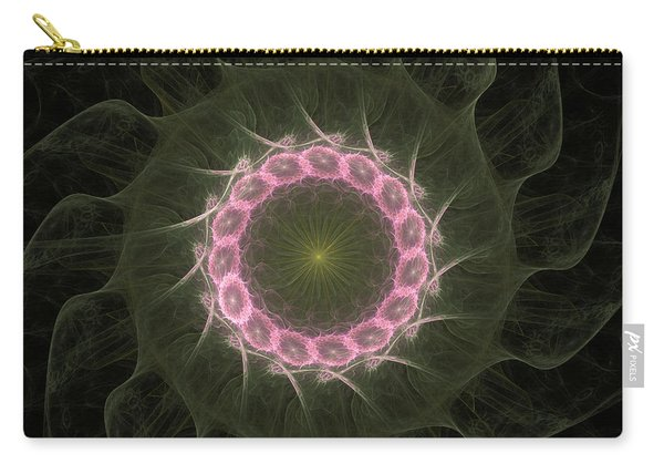 Purple Halo Carry-all Pouch