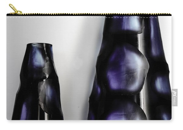 Purple Vases Carry-all Pouch