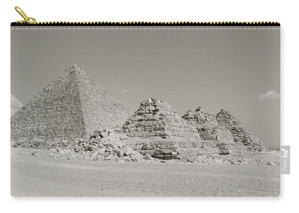 Pyramids Of Giza, Egypt Carry-all Pouch