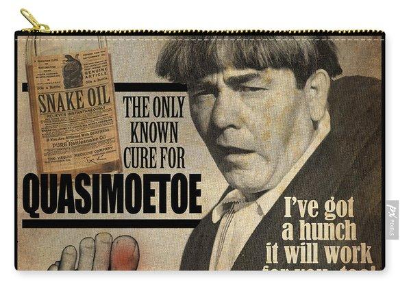 Quasimoetoe Poster Carry-all Pouch