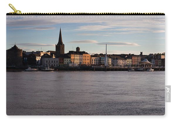 Quayside, Reginalds Tower, River Suir Carry-all Pouch