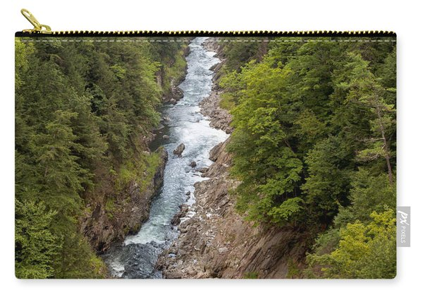 Quechee Gorge State Park Carry-all Pouch