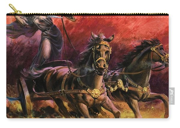 Queen Boadicea Carry-all Pouch