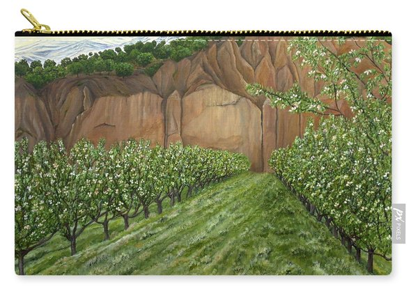 Quince Trees Carry-all Pouch