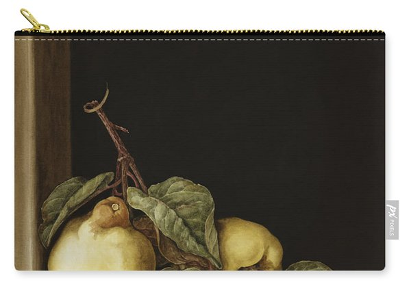 Quinces Carry-all Pouch