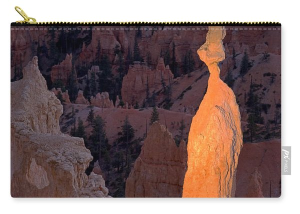Rabbit Sunset Point Bryce Canyon National Park Carry-all Pouch